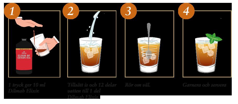 Dilmah Elixir iste