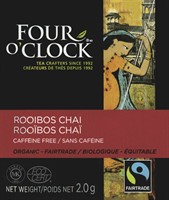 Rooibos Chai, Eko & Fairtrade