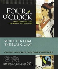 Vitt Chai, Eko & Fairtrade