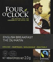 English Breakfast, Eko & Fairtrade