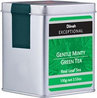 Gentle Minty Green Tea, lösviktste