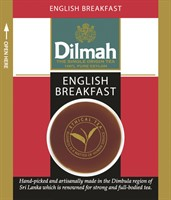 English Breakfast, 100 påsar/ask