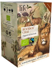 Rooibos chai, Life by Follis