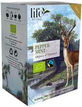 Pepparmint, Life by Follis