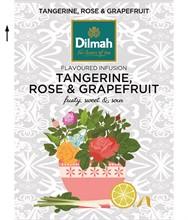 Mandarin Ros Grapefrukt, 75 påsar/ask